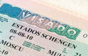 Документы на визу в Эстонию