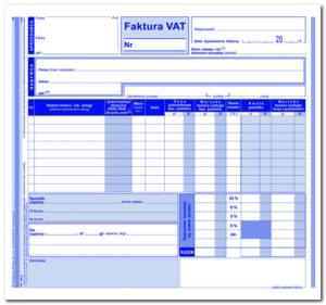 Фактура VAT