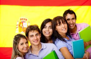 Испании на основании обучения