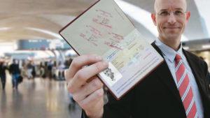Процесс получения рабочей визы США
