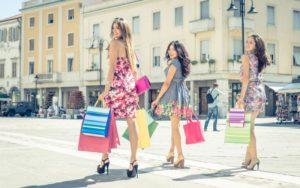 Польшу шоппинг