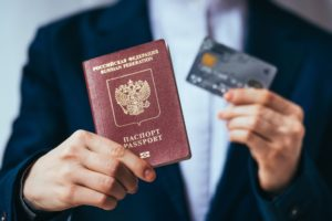 Порядок оформления и получения загранпаспортов