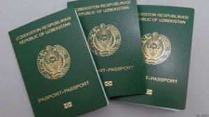Информация о порядке выезда граждан Узбекистана в Россию