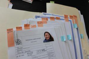 получение готовых документов для визы в Испанию