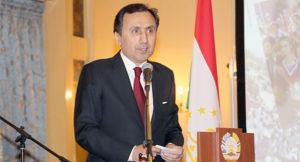 Посол Таджикистана в России