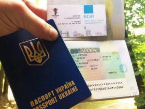 Рабочая виза в Литву для украинцев