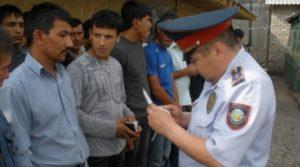 Миграционная полиция
