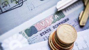Сколько стоит виза в Литву для украинцев