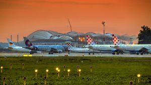 аэропорта Загреба
