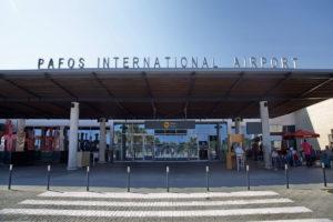 аэропорты в городах Ларнака и Пафос