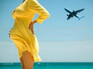 Особенности страхования беременных при заграничных поездках