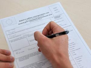 Прием заявлений на шенгенскую визу вконсульском отделе Посольства Чешской Республики в Москве