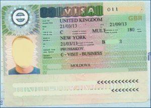 бизнес-визы в Великобританию