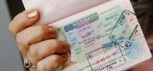 Документы на визу в Черногорию