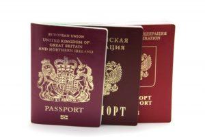 Уведомление о двойном гражданстве в России является обязательным