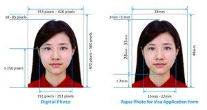 Сколько фото на визу