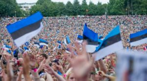 государственной независимости Эстонии