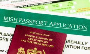 гражданство Ирланди