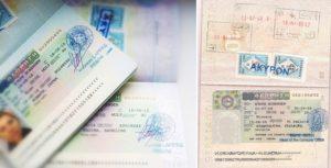 Греческая рабочая виза