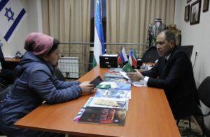 Как встать на консульский учет в посольстве Узбекистана в Москве