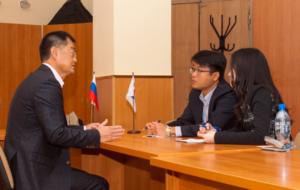 Посольство республики КореявРоссийской Федерации