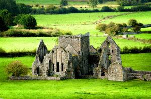 Ирландии
