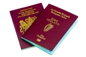 Гражданство Ирландии, по сути, есть гражданство ЕС