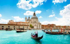 Италия — одна из самых популярных туристических стран в мире