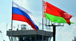 из России в Беларусь