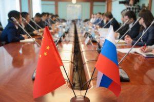 консульством Китая