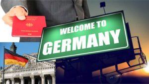 Эмиграция в Германию из России