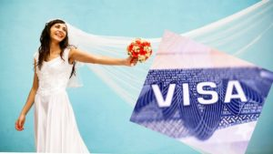 Невеста въезжает вСША