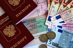 Получение документов шенгенской визы в Испанию