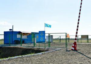 пересечении российско-казахстанской границы