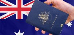 поддержку австралийского штата
