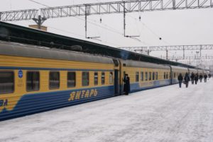 Поезд Москва— Калининград