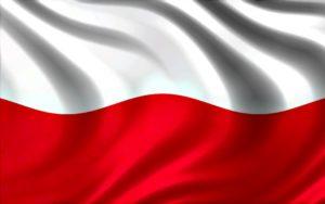 Польшу флаг