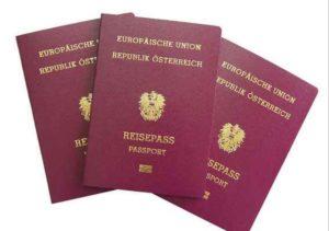Получение гражданства в Австрии