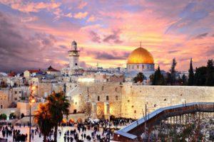посещения Израиля