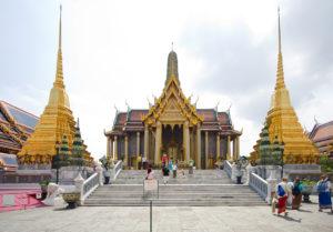 посещения Таиланда