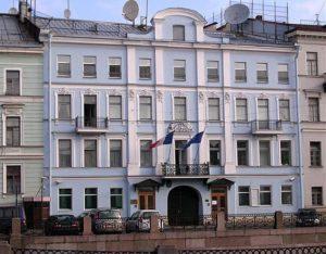 Посольство Франции в Санкт-Петербурге