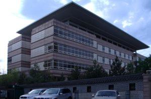 Посольство и консульства Южной Кореи в России