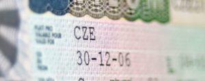 Рабочая виза в Чехию для украинцев