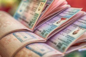 сделать визу в Индию в России