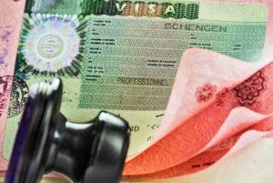 Шенген виза и как ее получить в Украине
