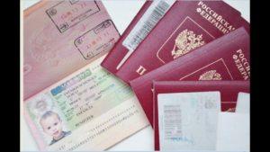 шенгенская виза для ребенка