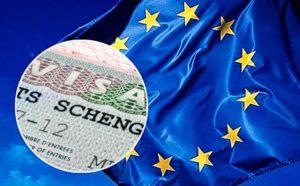 шенгенских ви