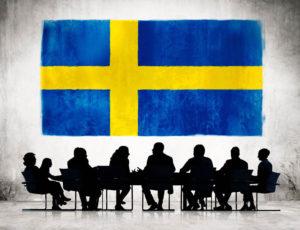 шведский работодатель