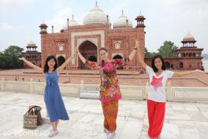 турист уже был в Индии