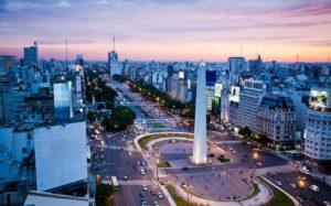 В Аргентине